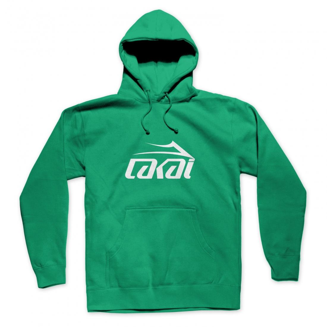 Lakai Толстовка Lakai Basic Pullover KELLY GREEN S kiniki kelly tanga mens
