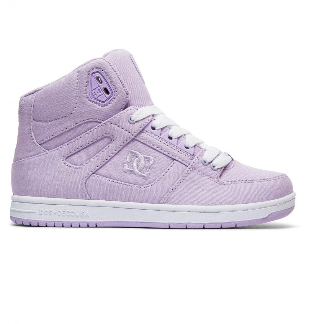 DC SHOES Кеды DC shoes Pure TX LILAS US 5.5 dc shoes зимние кеды dc shoes evan smith wnt wheat fw17 us 9