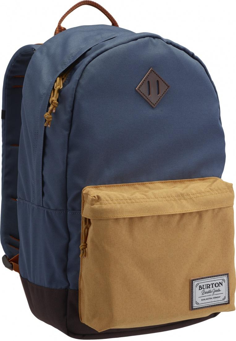 Burton Рюкзак Burton Kettle Backpack Washed Blue One size burton рюкзак bravo pack gry hthr dimnd rpstp fw17