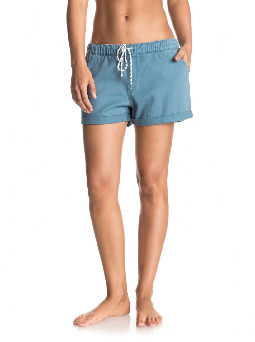 Roxy ШОРТЫ ROXY EASYBEACHYSHORT J DNST BME0 ЖЕНСКИЕ CAPTAINS BLUE L roxy шорты roxy easybeachyshort j dnst kvj0 женские anthracite s