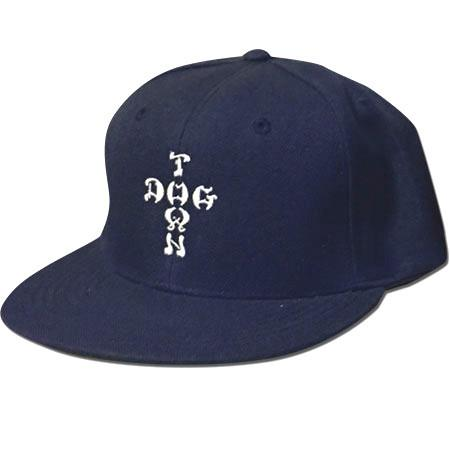 Dogtown&Suicidal Бейсболка Dogtown&Suicidal Hat Snapback Cross Letters Embroidered Navy One size snapback