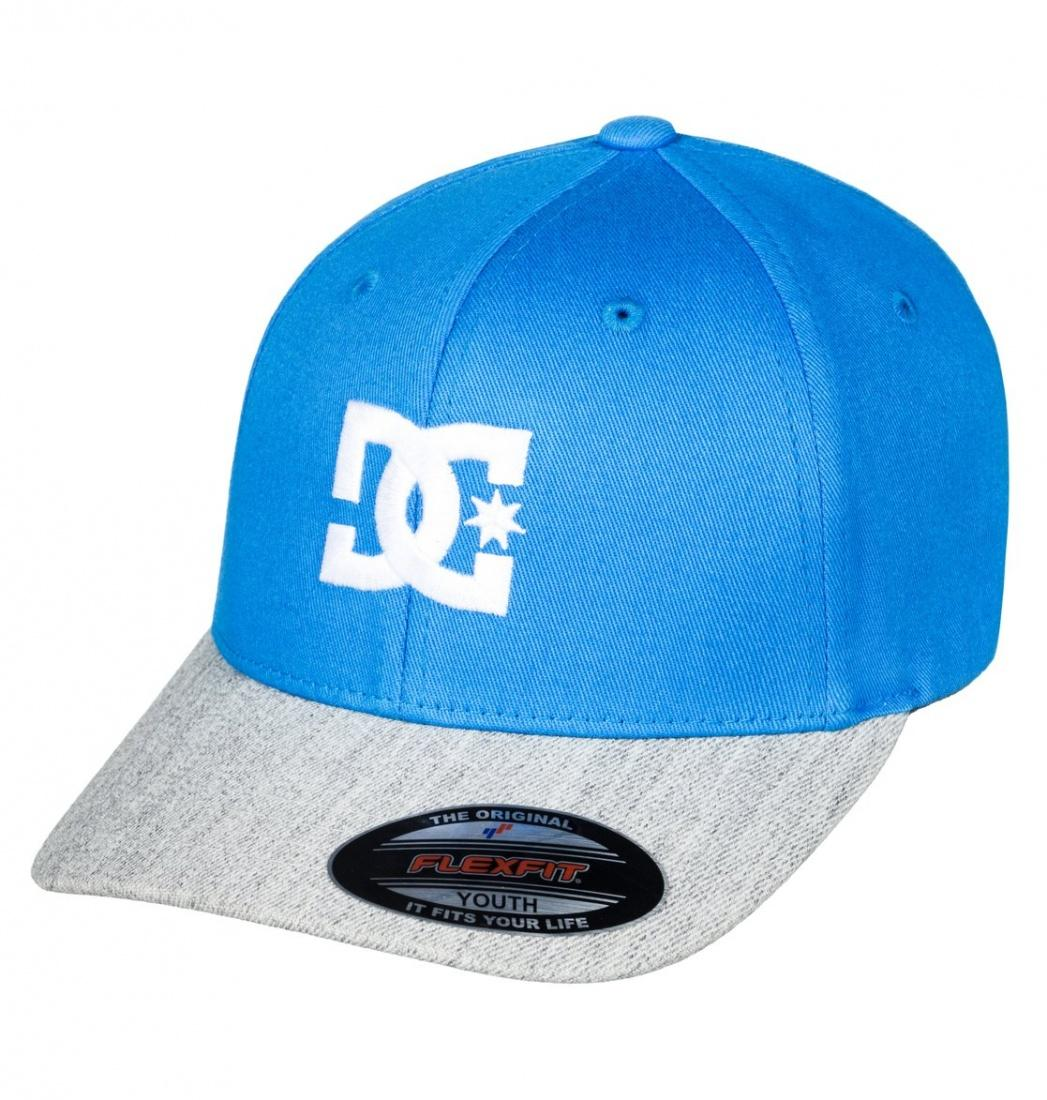 DC SHOES Бейсболка DC shoes Cap Star CAMPUNULA One size dc shoes ремень dc shoes chinook washed indigo fw17 one size