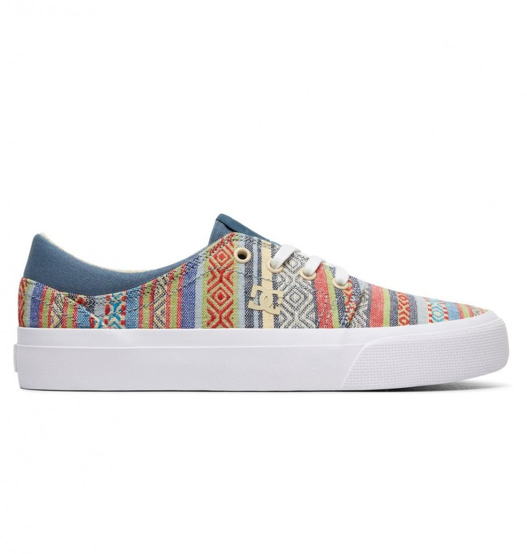 DC SHOES Кеды DC shoes Trase TX SE MULTI 1 US 8.5 trase x at slip on shoes