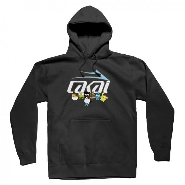 Толстовка LAKAI GROUP PHOTO PULLOVER (L, Black, , , )