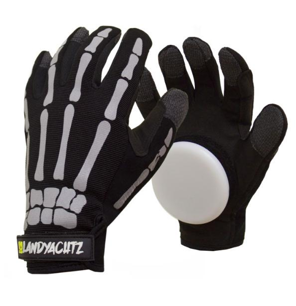 LANDYACHTZ Перчатки LandYachtz Bones Slide Gloves Assorted XS