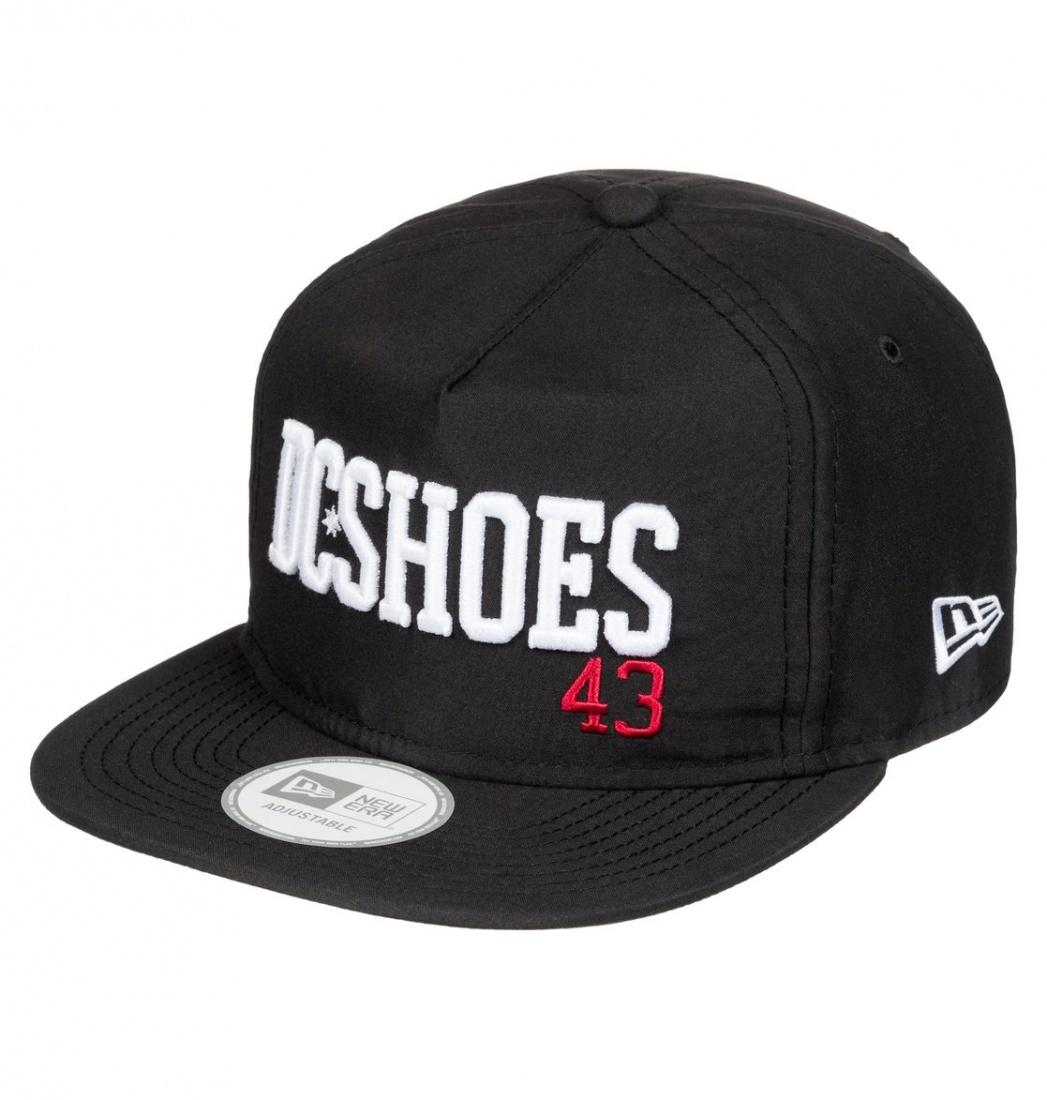 DC SHOES Бейсболка DC shoes Wavy BLACK One size dc shoes рюкзак dc shoes the breed black fw17 one size