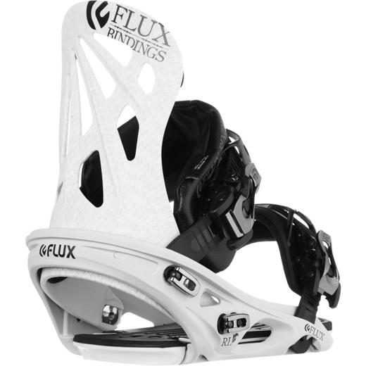 Крепление для сноубордов Flux Bindings Flux Bindings RL Snake White L от Boardshop-1