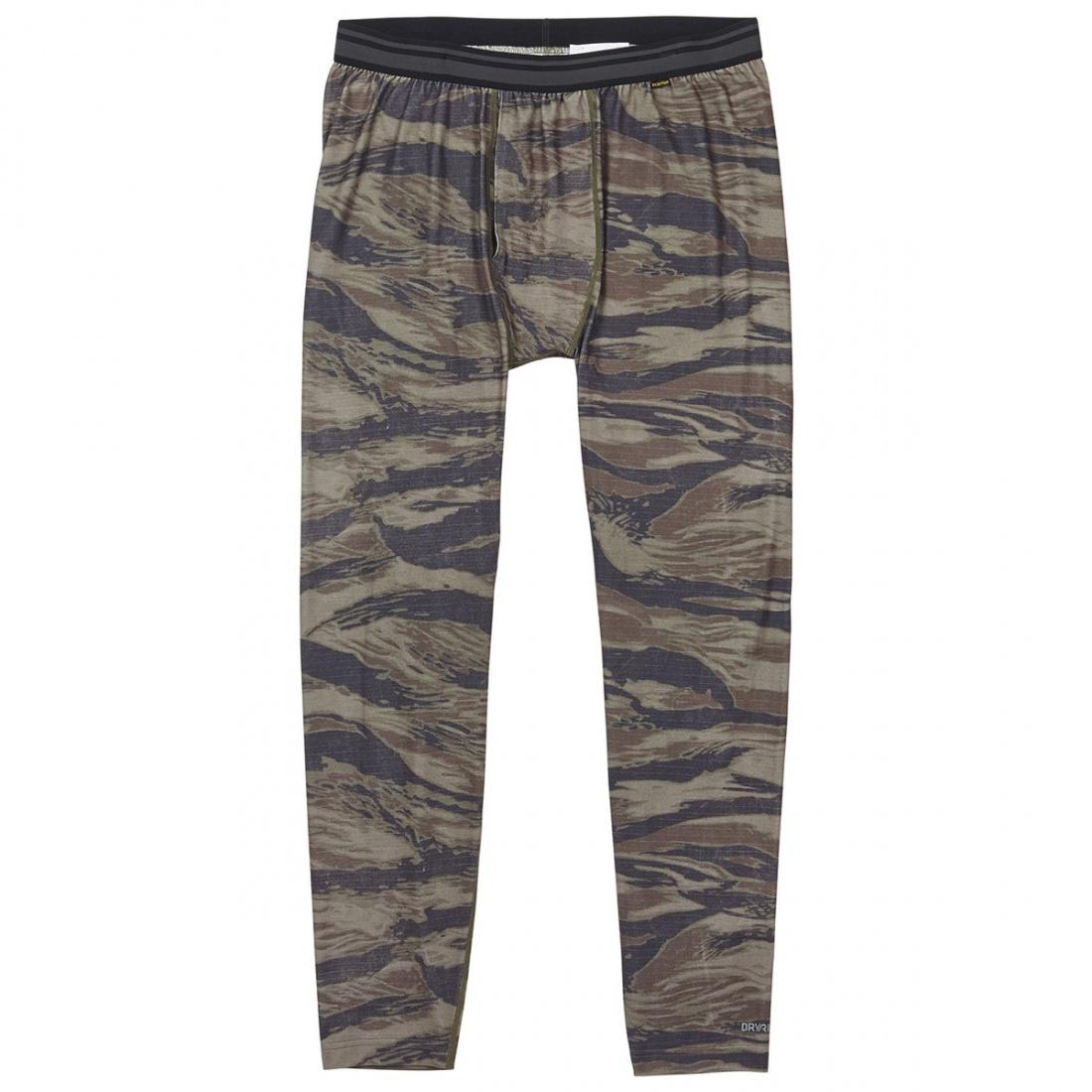 Burton Термобелье Burton Midweight Base Layer Pant OLIVE GRN WORN TIGER, , , FW18 XL burton термобелье burton midweight base layer pant true black fw18 xl