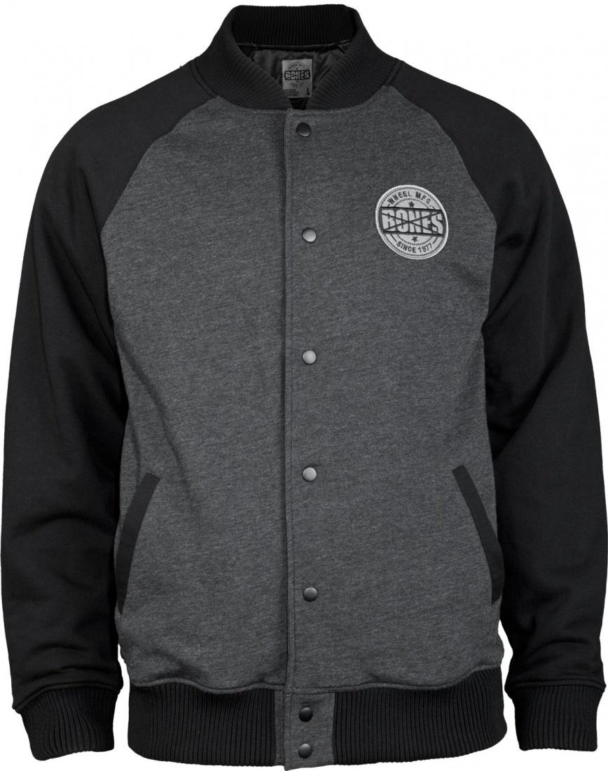 Куртка Bones Bones Varsity Black L от Boardshop-1
