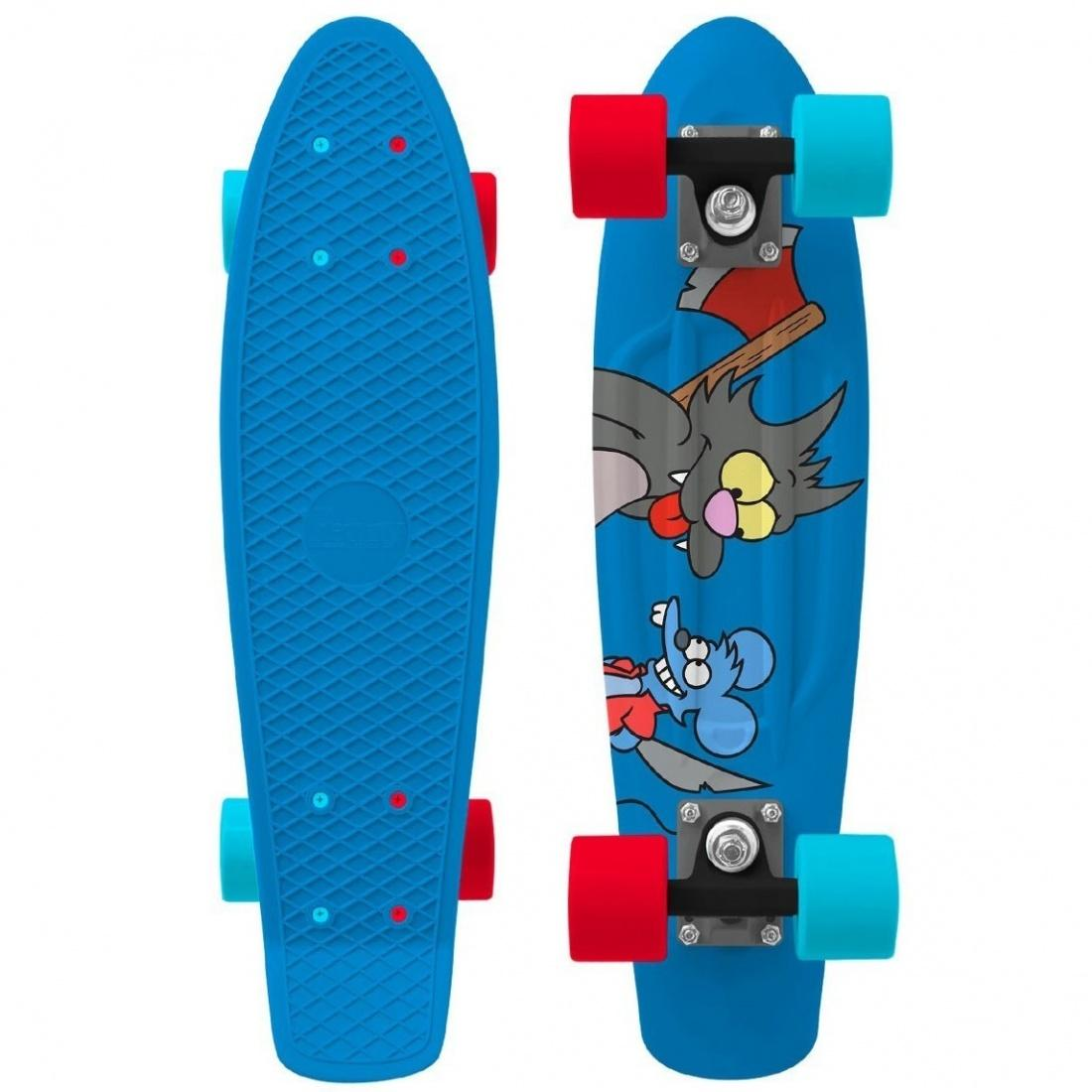 Penny Круизер Penny Simpsons 22 LTD ITCHY & SCRATCHY One size майка print bar itchy and scratchy