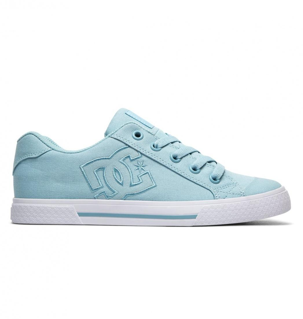 DC SHOES Кеды DC shoes Chelsea TX LIGHT BLUE US 5.5 dc shoes ремень dc shoes chinook washed indigo fw17 one size
