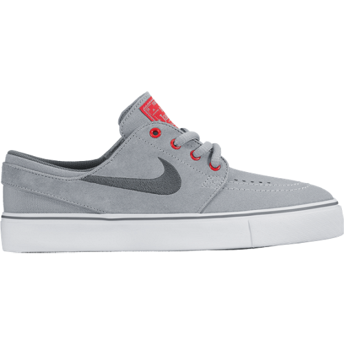 Кеды STEFAN JANOSKI (GS) (5, Wolf Grey Bright Crimson, , SP16)