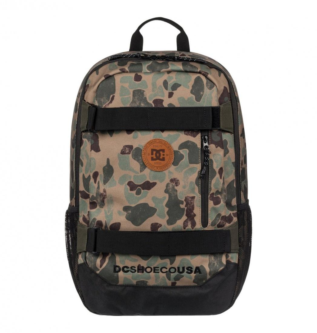 DC SHOES Рюкзак DC shoes Clocked DUCK CAMO, , FW17