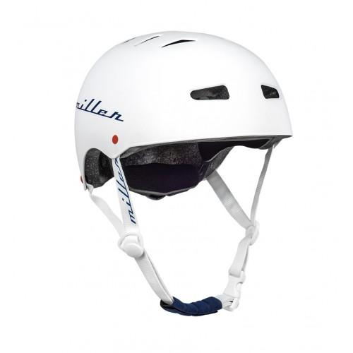 Miller Division Шлем Miller Division Pro Helmet II Blanco M/L сортер botton pro 60 manual 517469 blanco