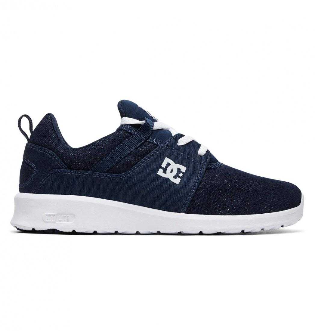 DC SHOES Кроссовки DC shoes Heathrow TX SE NAVY/NAVY US 8