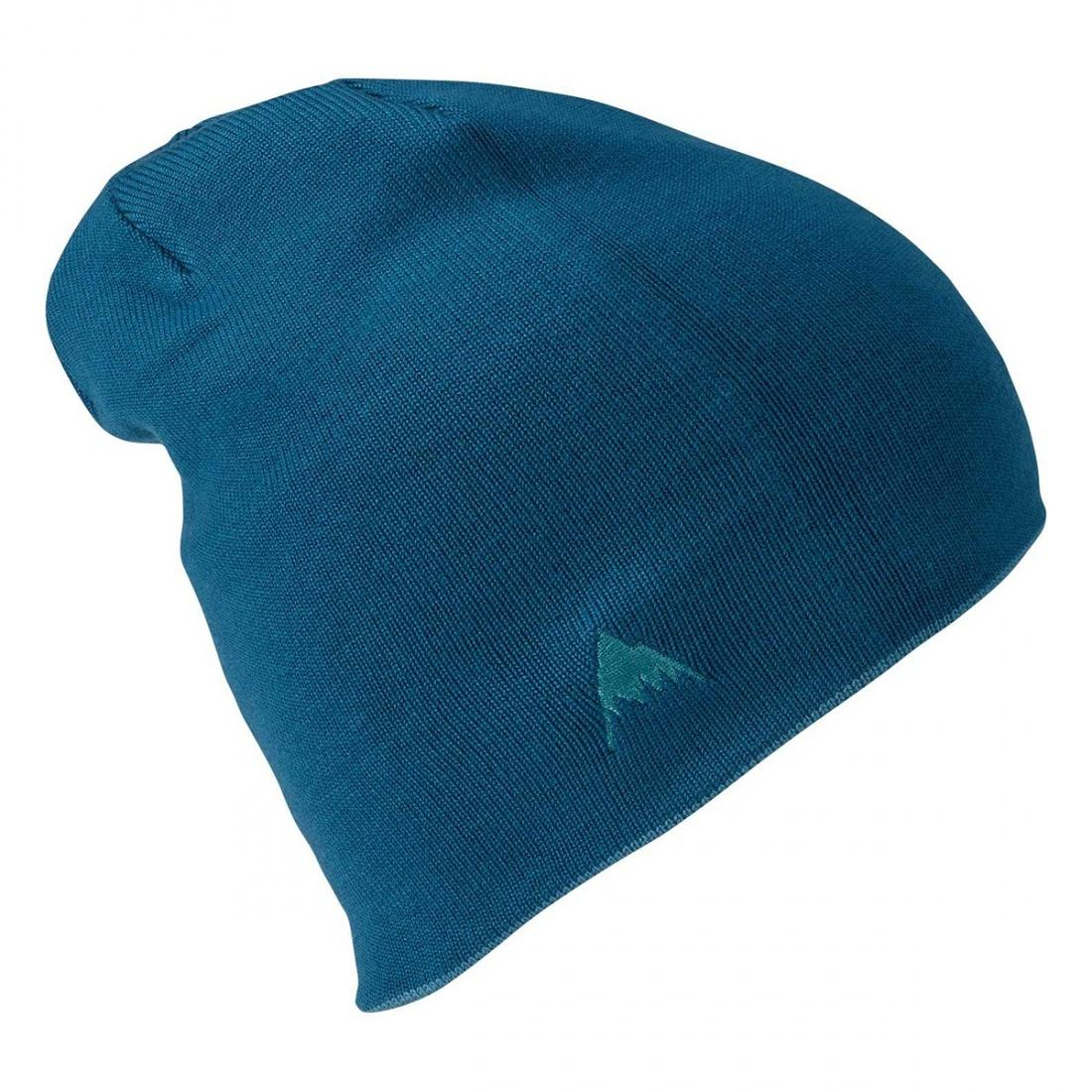 Burton Шапка Burton Belle Beanie Reversible JADED/LAKSPU, , , FW18 One size лонгслив спортивный burton burton bu007emzen42