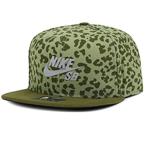 Nike SB Бейсболка Nike SB Arobill Print Legion Green, , , One size legion of monsters