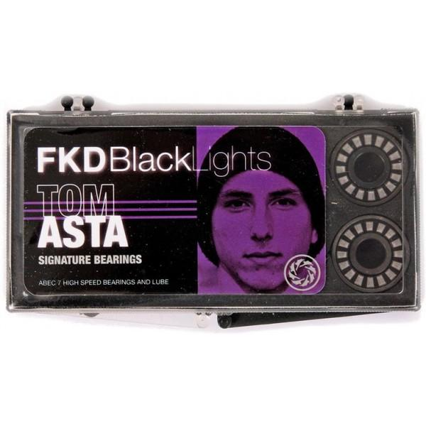 Подшипники колес FKD FKD PRO BLACKLIGHT TOM ASTA от Boardshop-1