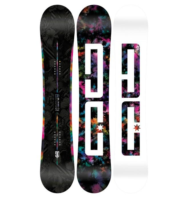 Сноуборд DC SHOES 11882885 от Boardshop-1