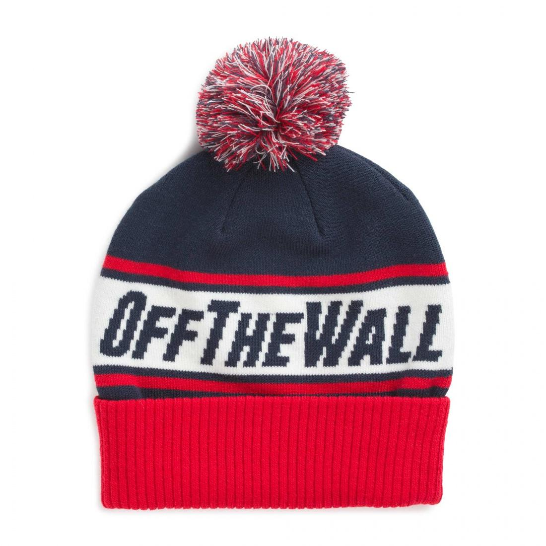 Шапка Vans OFF THE WALL POMBE
