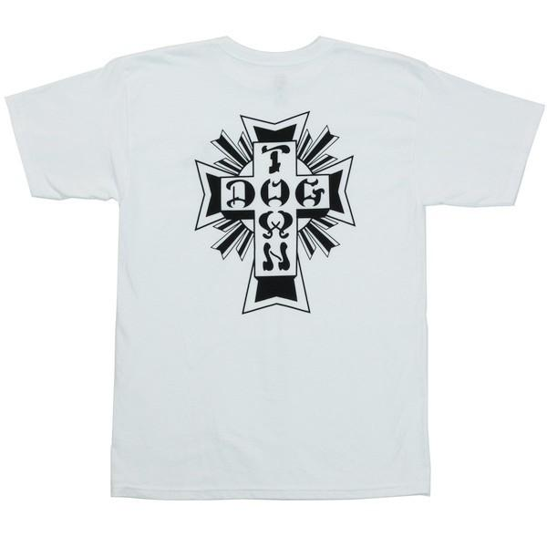 Футболка Dogtown&Suicidal Dogtown&Suicidal DTxST1 white XL от Boardshop-1