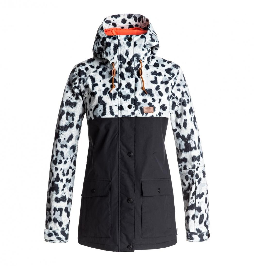 DC SHOES КУРТКА DC Shoes CRUISER Jkt J SNJT WEJ6 СНОУБ.ЖЕНСКАЯ SNOW LEOPARD S куртки dc shoes куртка