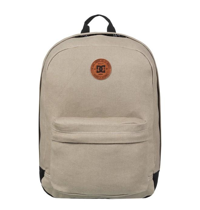 DC SHOES Рюкзак DC shoes Backstack Canvas KHAKI One size dc shoes рюкзак dc shoes backstack dc wheat fw17 one size