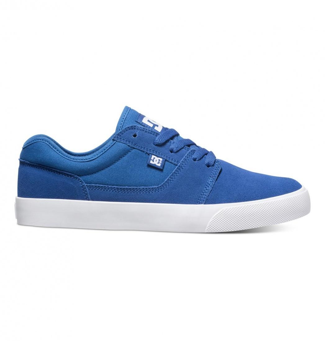 DC SHOES Кеды DC shoes Tonik Blue US 11 dc shoes кеды dc shoes tonik w j black aqua 8