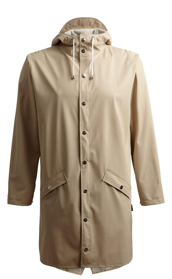Куртка RAINS Rains Long Jacket Sand M L от Boardshop-1