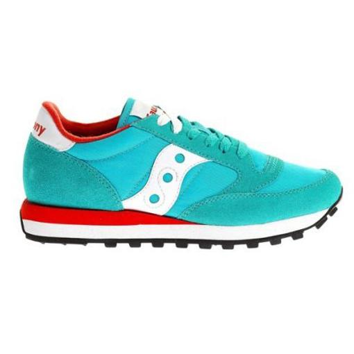 Saucony Кроссовки Saucony Jazz O Aqua/Red 5 saucony originals в одессе