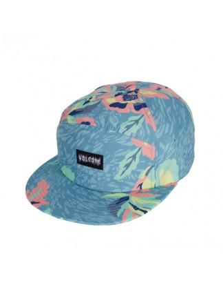 Volcom Бейсболка Volcom Scummer SEA BLUE One size 3d ручка funtastique one rp400a fp001a blue