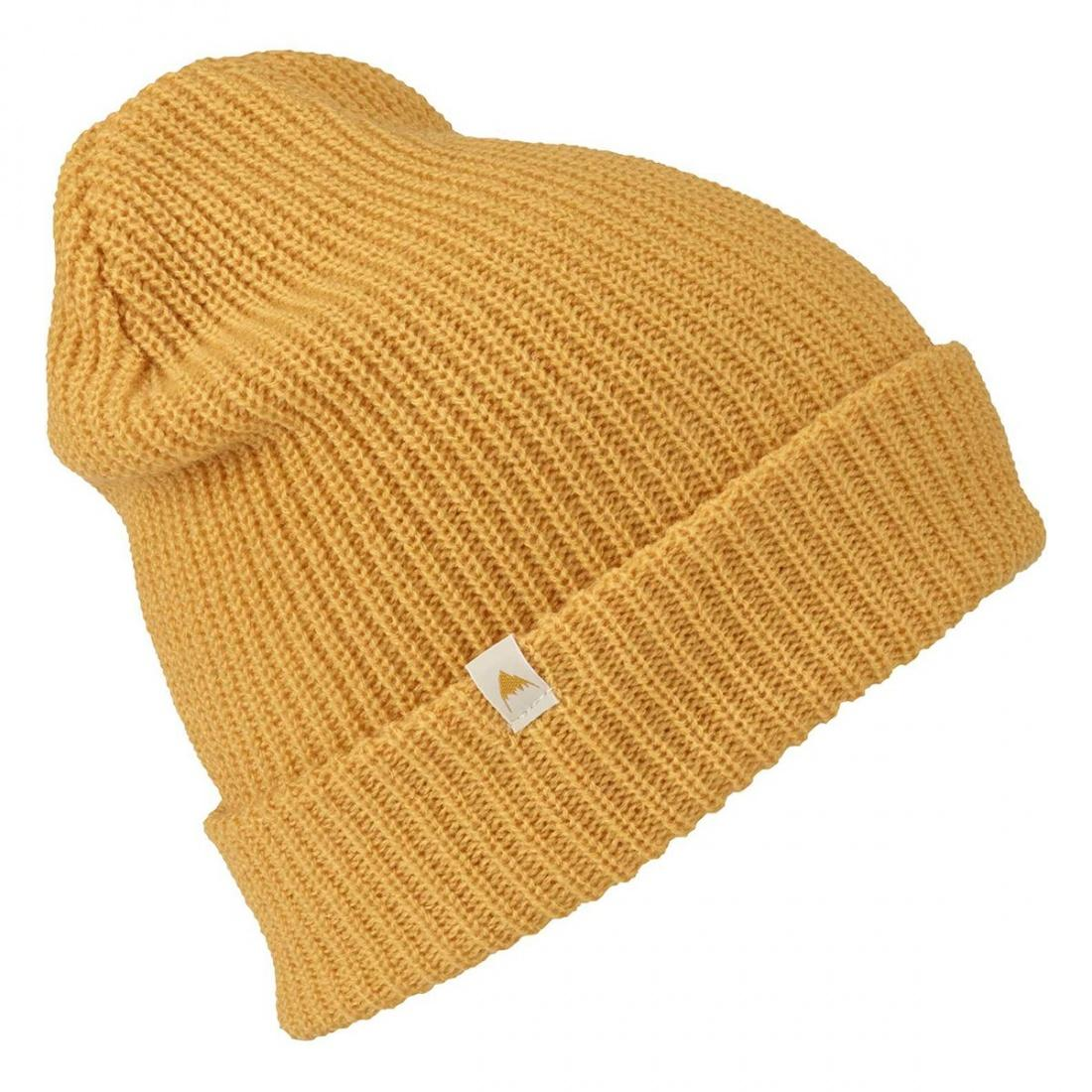 Burton Шапка Burton Truckstop Beanie OCHRE One size шапка globe ray beanie midnight