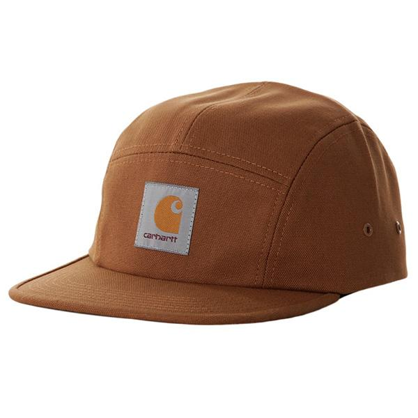 Carhartt Бейсболка Carhartt Backley Cap Hamilton Brown One size carhartt бейсболка carhartt wip black white one size