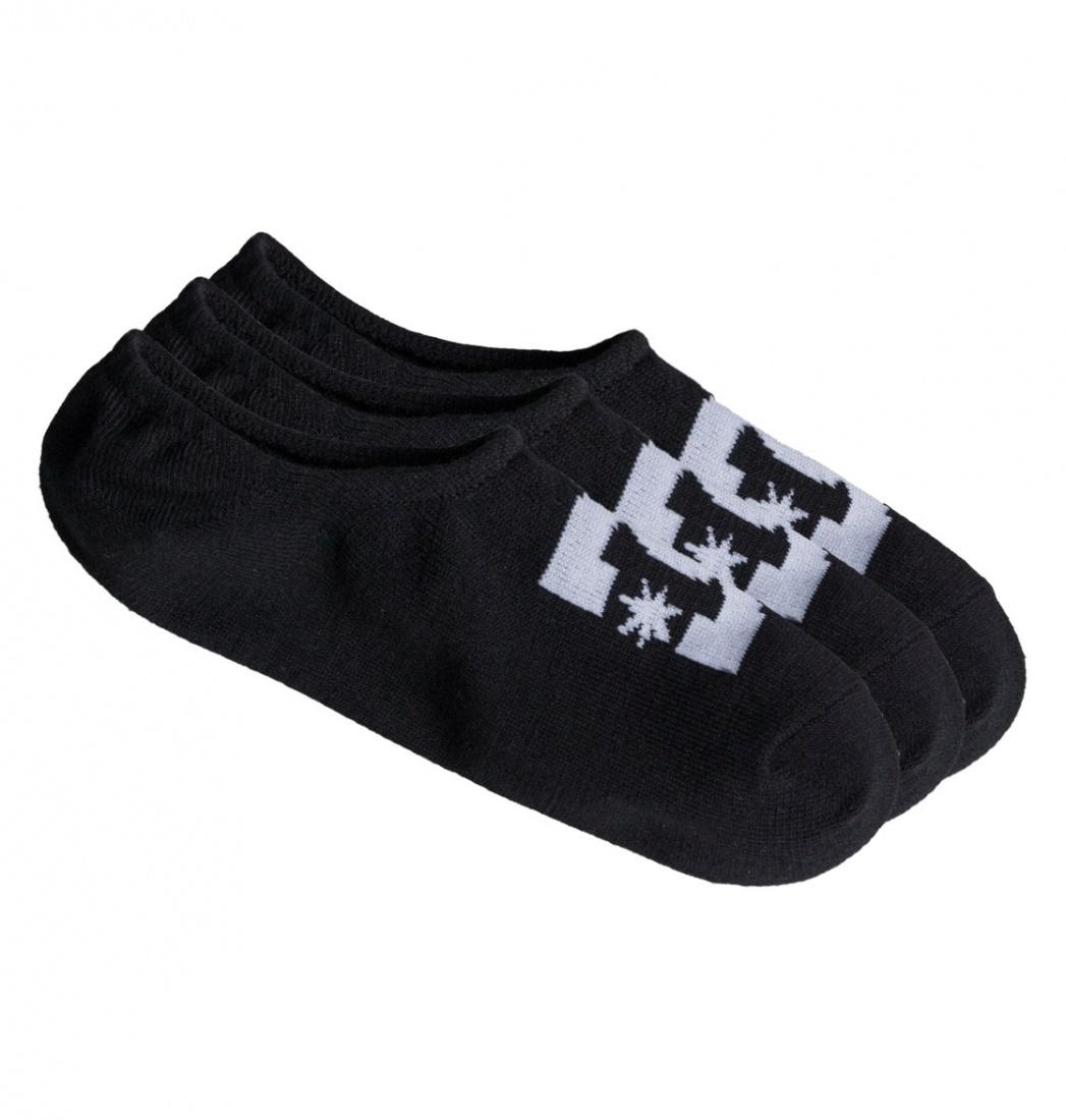 Носки DC SHOES DC shoes No Sho BLACK 8-10 от Boardshop-1