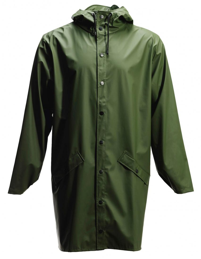 Куртка RAINS Rains Long Jacket Green L XL от Boardshop-1