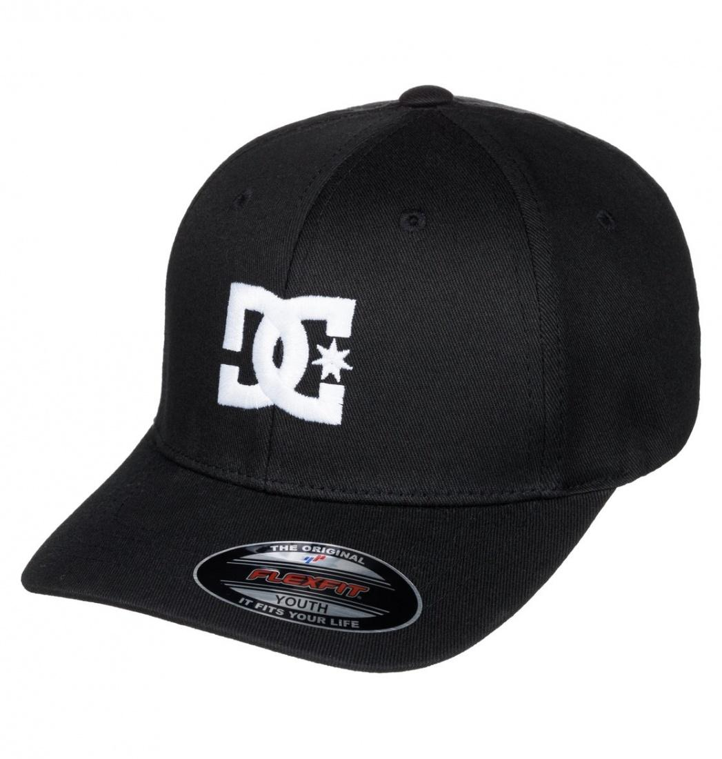 DC SHOES КЕПКА-БЕЙСБОЛКА DC Cap Star 2 M HATS BLK МУЖ.