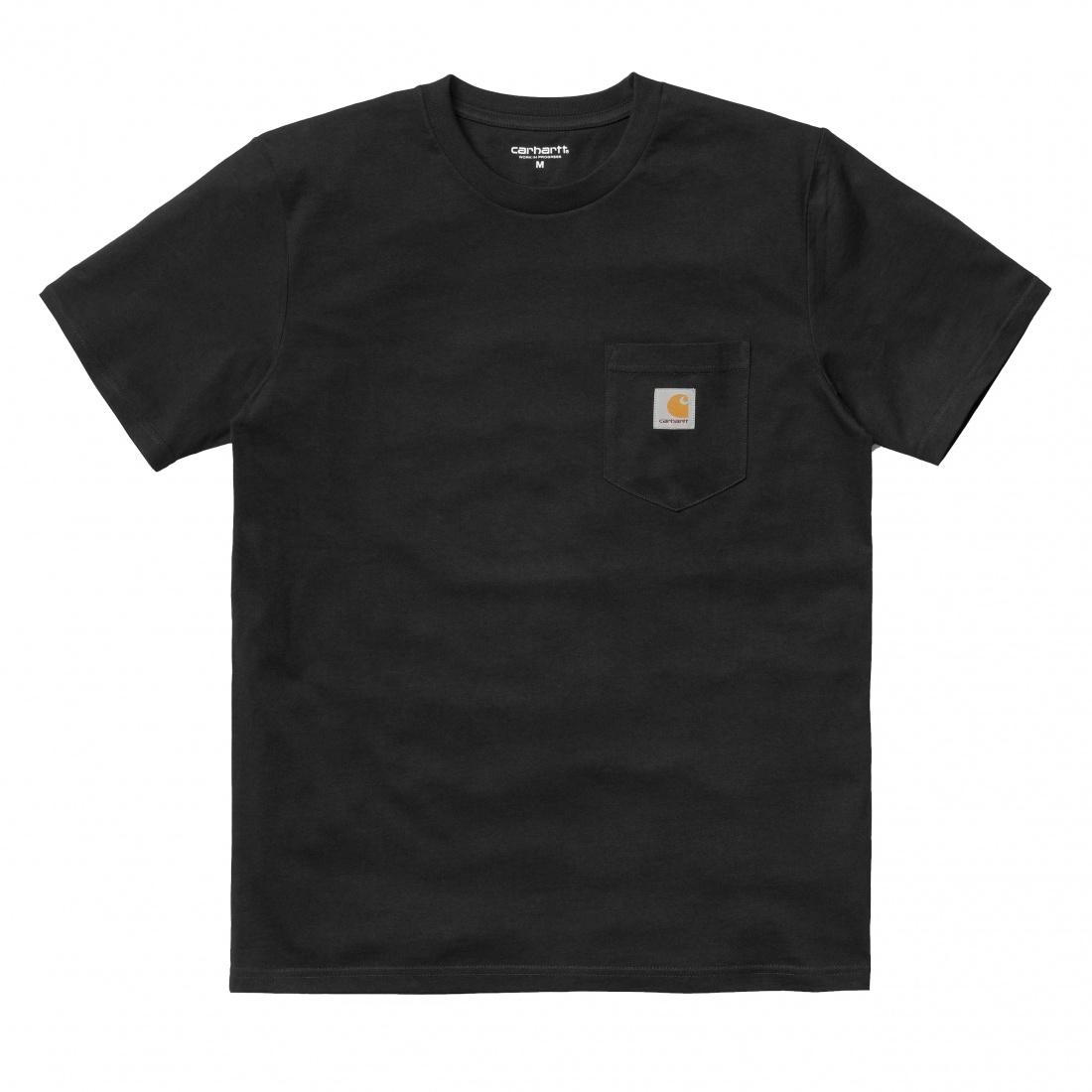 Carhartt Футболка Carhartt WIP Black M футболка женская carhartt wip carrie yale ash heather