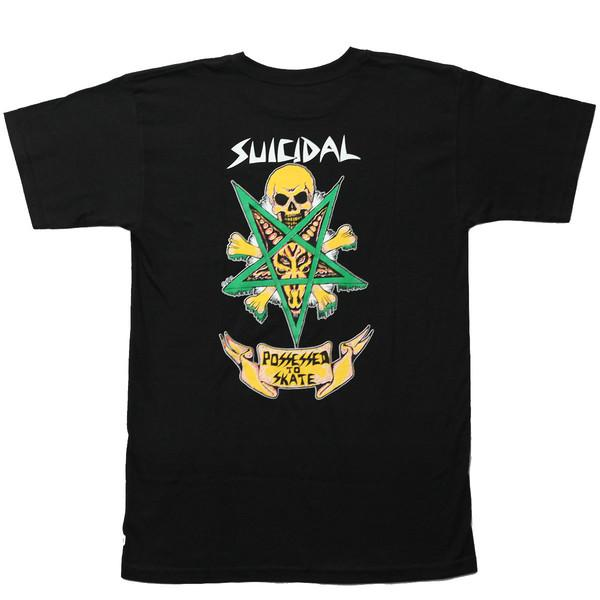 Футболка Dogtown&Suicidal Dogtown&Suicidal Possessed to Skate Black L от Boardshop-1