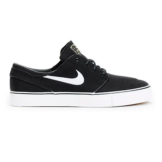 Nike SB Кеды   Zoom Stefan Janoski Black/White US 10.5