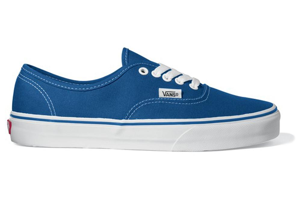 Кеды Vans Vans Authentic Navy 8 от Boardshop-1