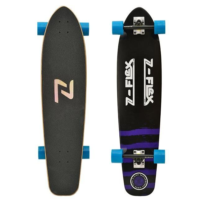 Комплект лонгборд KICKTAIL LONGBOARD (, Purple, , SS15) от Board Shop №1