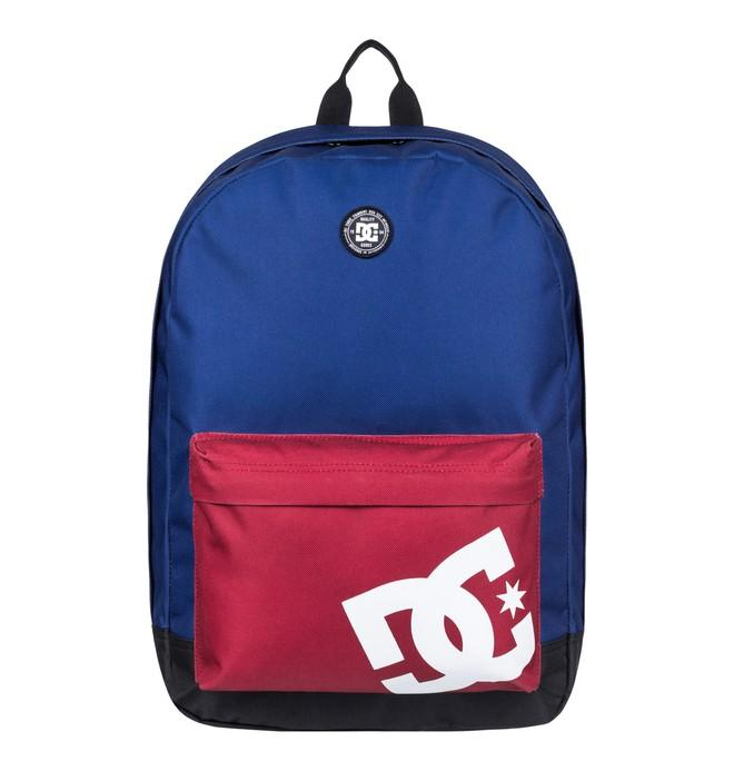 DC SHOES Рюкзак DC shoes Backstack SODALITE BLUE One size dc shoes рюкзак dc shoes backstack grey heather fw17 one size