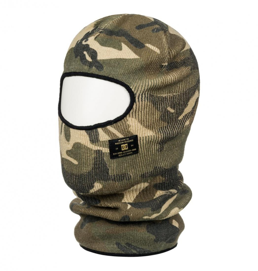 DC SHOES Балаклава DC shoes Facemask BRITISH WOODLAND CAMO, , FW17 куртки dc shoes куртка