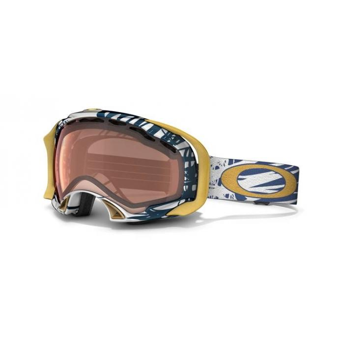 Маска для сноубордов Oakley Oakley Splice Scratch Dark Blue VR28 от Boardshop-1