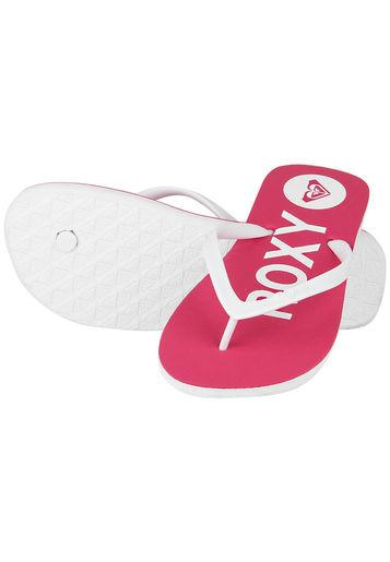 Roxy Шлепанцы Roxy Base Bright red 7