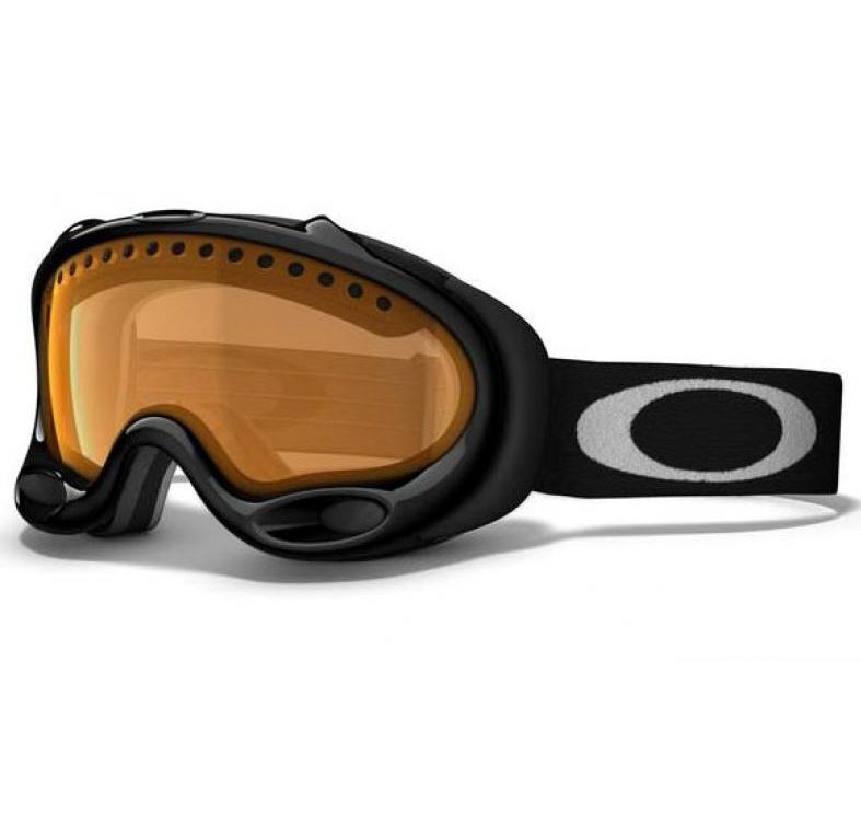 Oakley Маска сноубордическая Oakley Frame Snow Jet Black H.I.Persimmon One size майка print bar all you need is love