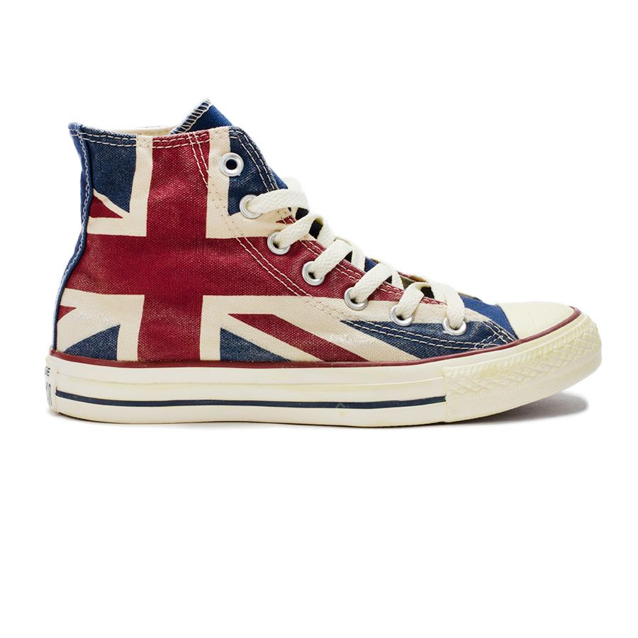 Кеды Converse CONVERSE CT HI UK Flag 39.5 от Boardshop-1