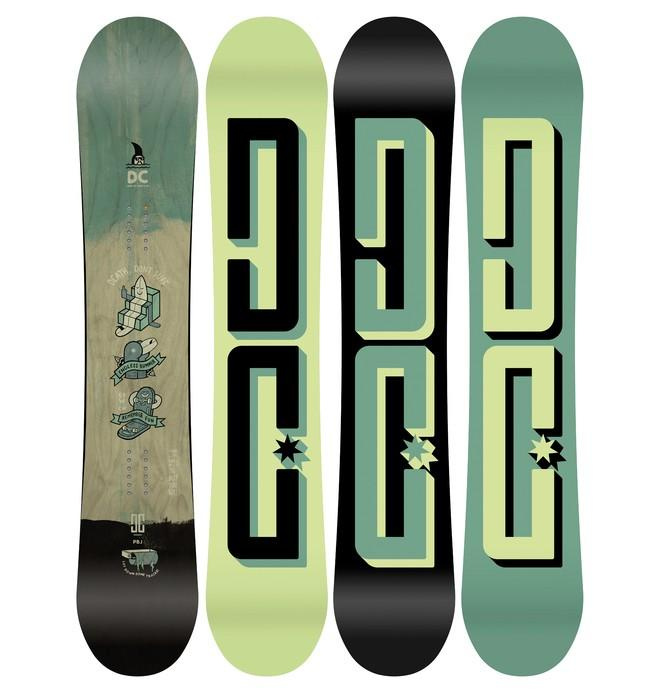 Сноуборд DC SHOES 11882881 от Boardshop-1