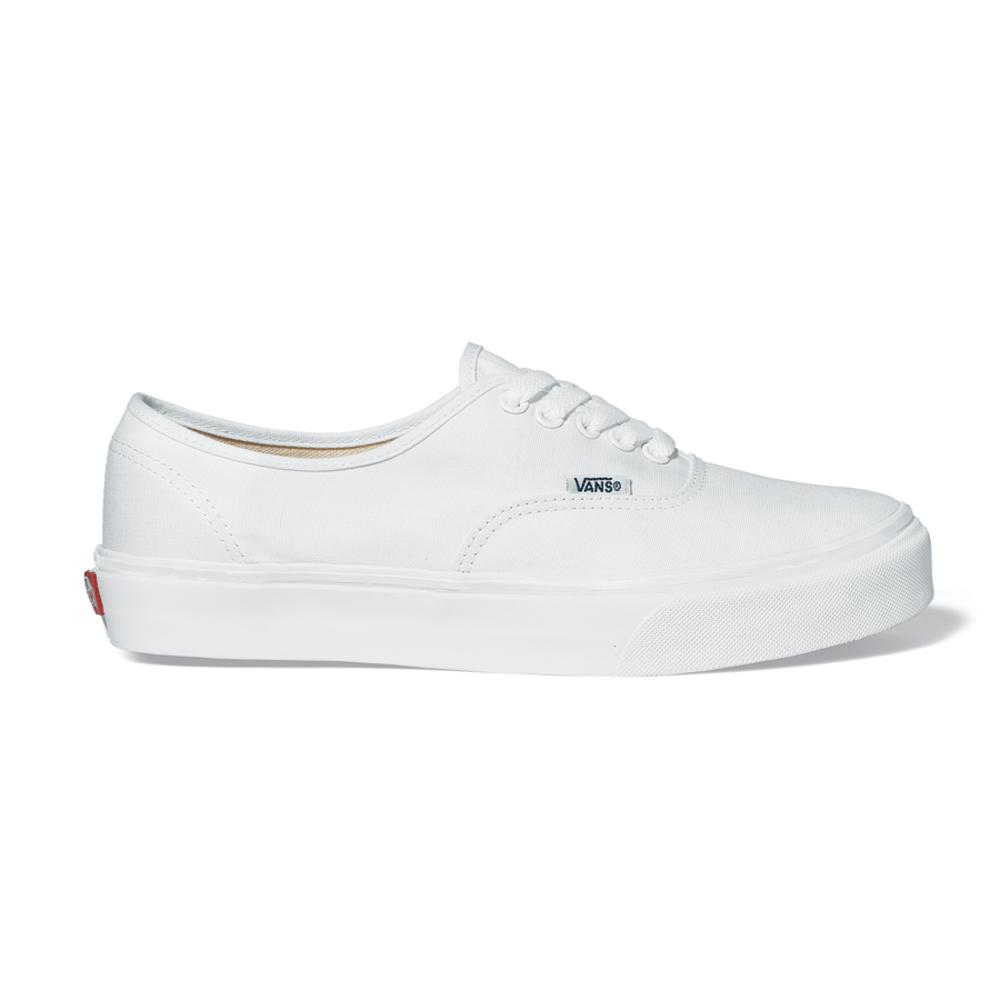 Кеды Vans Vans Authentic True white 10 от Boardshop-1