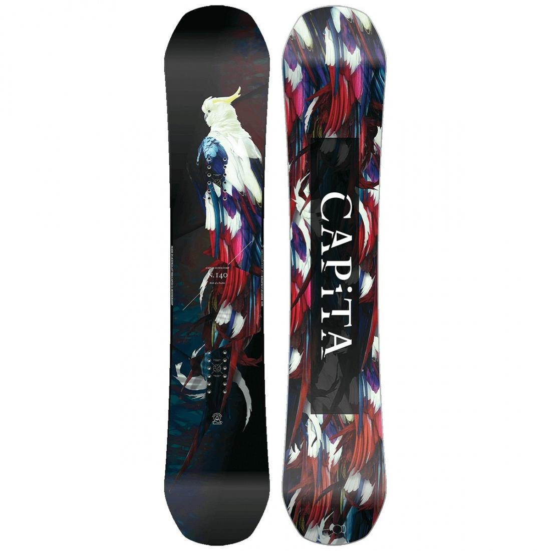 Женский сноуборд Capita Capita Birds Of a Feather от Boardshop-1